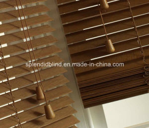 High Quality Blinds Russia Wooden Blinds (SGD-W-521) pictures & photos