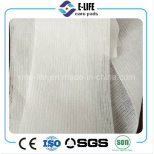 PP Nonwoven Fabric Spunlace Nonwoven for Disposable Baby Diaper Sanitary Napkin pictures & photos