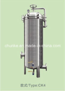 Industrial Stainless Steel Water Filter for Water Treatment pictures & photos