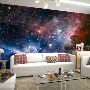 Latest Fashionable Full Color Self Adhesive Wall Murals for Bedroom