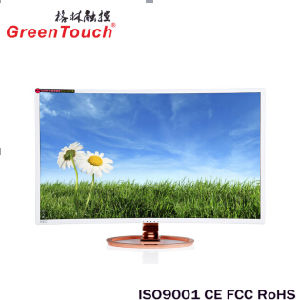 32-Inch Curved LCD Monitor for Business Office
