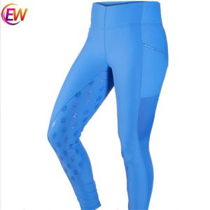 3d66409610194 China 2019 Wholesale Equestrian Clothing Silicone Horse Riding Pants ...