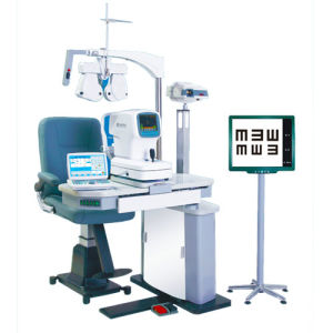 Hot Sale CT-400e Ophthalmic Unit and Combined Table pictures & photos