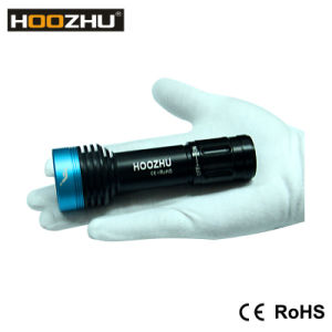 Hoozhu V11 Diving Video Lantern Waterproof 100m Underwater Video Lantern
