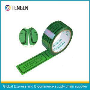 BOPP Packing Tape with Perforated Lines