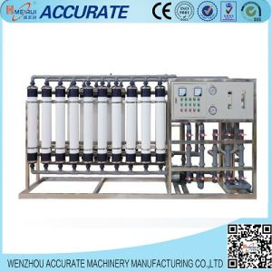 Mineral Water Treatment Equipment/Ultra Filtration Filter pictures & photos