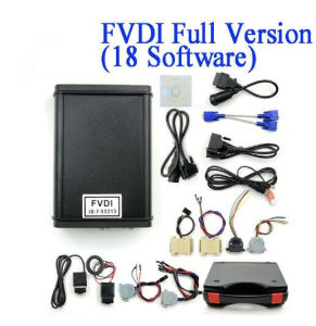 Fvdi Full Version (Including 18 Software) Fvdi Abrites Commander OBD Diagnostic Tool pictures & photos