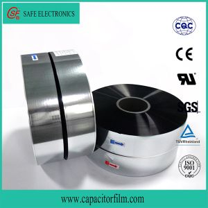Zinc Aluminum Metallized Polypropylene Capacitor Film pictures & photos