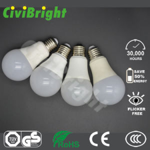 Plastic and Aluminum A60 / A65 SMD LED Bulbs pictures & photos
