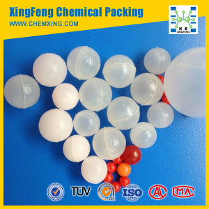 Plastic PP Hollow Ball with Low Pressure Dropplastic Random Packing pictures & photos