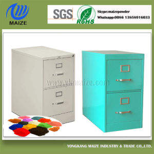 Varicoloured Powder Coating Paint for File Cabinet