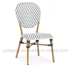 Double Color Rattan Chair for Outdoor Food Court (SP-OC362) pictures & photos