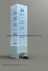 Automatic Vertical Lifting Parking Tower pictures & photos