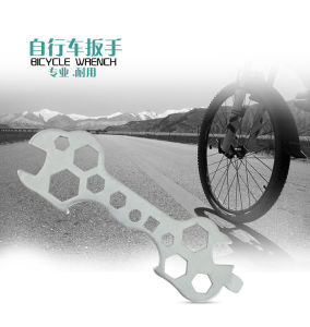 Hex Key Bike Tool Bicycle 15 Way Cycling Hexagon Drum Wrench pictures & photos