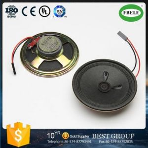 Fbs78c Free Sample Outer Magnetic Metal 3inch Paper Cone Loudspeaker (FBELE) pictures & photos