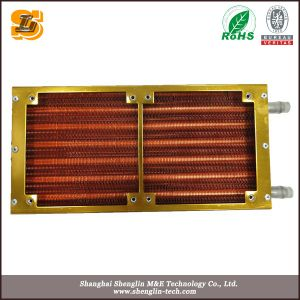 Stainless Tube Copper Fin Condenser Coil pictures & photos