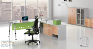 Modern Melamine Office Furniture Office Manager Table (HF-BSA04) pictures & photos