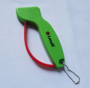 Multi-Fuction Knife Sharpener with Key Ring pictures & photos