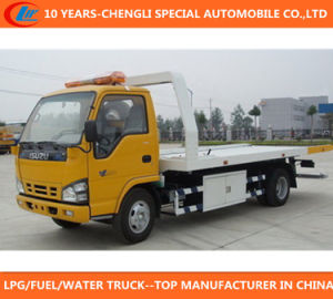 Isuzu 4X2 Road Wrecker Truck pictures & photos