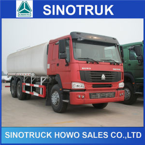 Tanker Truck, Sinotruk HOWO 6X4 336HP 371HP Oil Tanker Truck pictures & photos