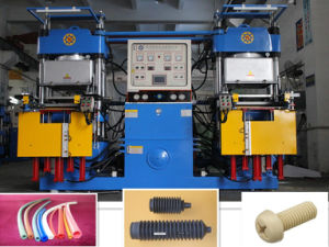 Heavy Duty Rubber Anti-Vibration Vulcanization Machine pictures & photos