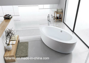 Fashion Indoor Acrylic Freestanding Bathtub (LT-3T) pictures & photos