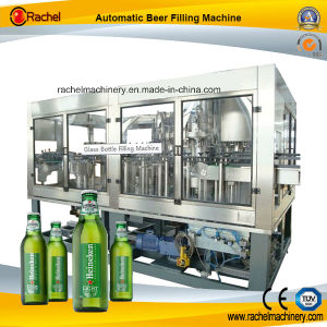 Beer Automatic Filling Capping Machine pictures & photos