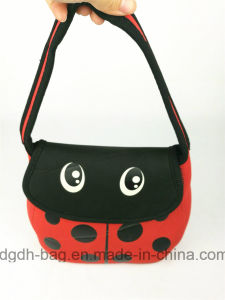 Animal Best Personalized Kids Lunch Bag Wirh Shoulder pictures & photos