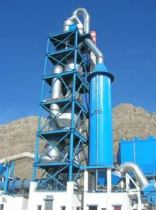 Cement Production Line RF5 New High Efficiency Cyclone Preheater pictures & photos