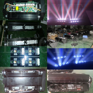 8X10W Stage Spider LED Beam Moving Head Light pictures & photos