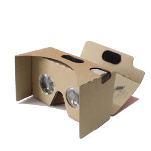 Virtual Reality Google Cardboard 3D Eyewear pictures & photos