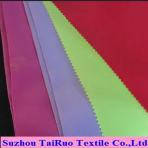 Cheapest 170t Polyester Taffeta for Garment Linging Fabric pictures & photos