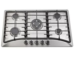 Built in Gas Stove 5 Burners Gas Cooker pictures & photos
