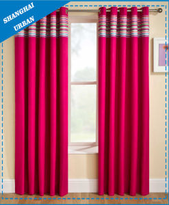 Home Textile Windows Linen Curtain pictures & photos