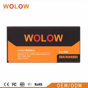 China 2000mAh 100% Original Mobile Battery Hb474284rbc for