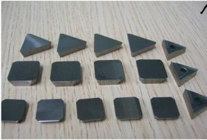 Tungsten Carbide Conventional Inserts Blank Factory pictures & photos