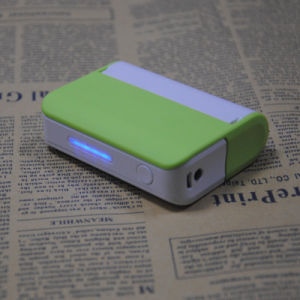 Travelling Charger Power Bank for Smart Phone with a Mirror and Holder