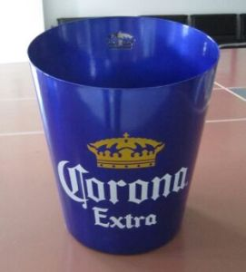 Corona Aluminum Wine Ice Bucket Beer Ice Bucket pictures & photos