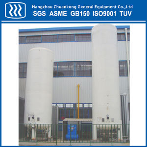 ASME Certification Steel Cryogenic Oxygen Storage Tank pictures & photos