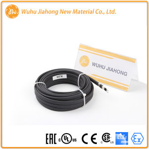 Slef Regulating Heating Cable Htr Pipe Heating Cable for Commercial Industry Roof-Gutter Heating Cable pictures & photos