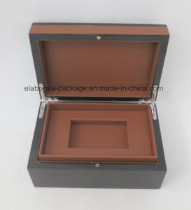 Factory Price Case Elegant Solid Wood Jewellery Box pictures & photos