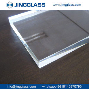 Architect Safety Flat Tempered PVB Laminated Glass Curtain Wall Suppplier pictures & photos