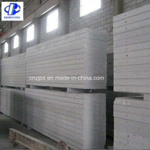 Steel Reinforced AAC Wall Panel 600mm Wide Australia Standard for Buildings. pictures & photos