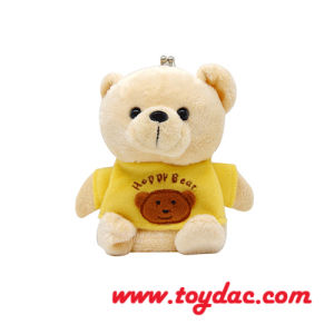 Stuffed Bear Plush Keychains