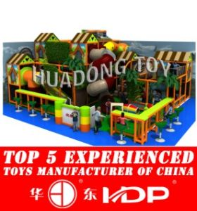 2016 Newest Outer Spacetheme Children Indoor Playground Equipment Priceshd15b-035A pictures & photos