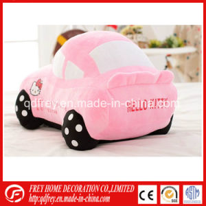 Plush Toy of Jeep Car Model for Baby Gift pictures & photos
