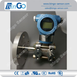Flange Capacitance Pressure Transmitter with Smart pictures & photos