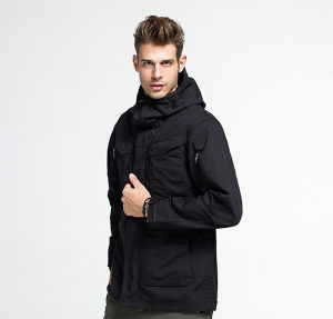 Esdy Men Hunting Outdoor Sports Jackets Tactical Combat Windbreaker pictures & photos