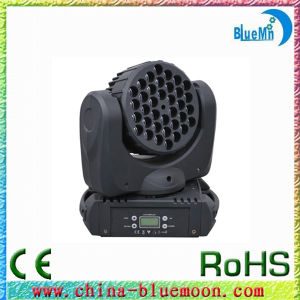 Disco/DJ LED Beam Wash 36PCS 3W RGBW Moving Head Light pictures & photos