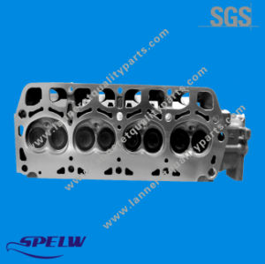 Complete Cylinder Head for Toyota 4y pictures & photos